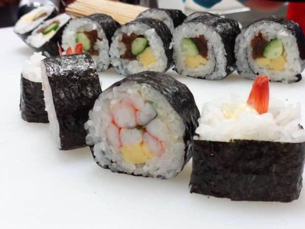 【宅配寿司】銀のさら調理実習