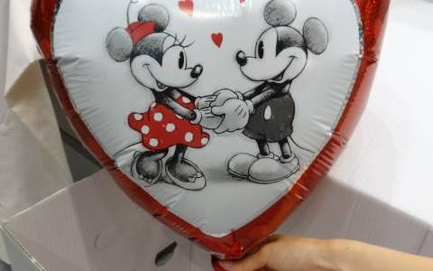 ミッキー&ミニー ラブ
