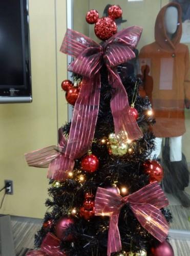 大人のクリスマスツリー