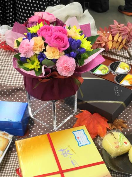 敬老の日ギフト 日比谷花壇の選べるスイーツセット