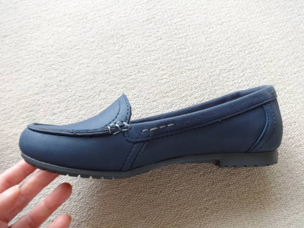 クロックス「marin ColorLite loafer」