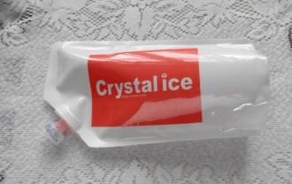 フェリシモの自動製氷機の除菌洗浄剤『クリスタルアイス』