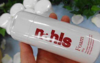 パパイン酵素洗顔料 ナールスフォーム