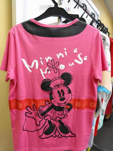 ベルメゾン ディズニーお祭りTシャツ