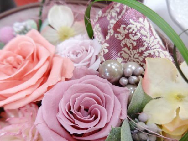 イイハナ・ドットコムの「シークレットボックス グレゴリー・コレ バラ咲き桃のアントルメ」