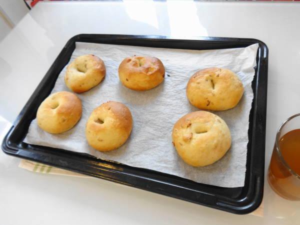 ベルメゾン30分でパン作り