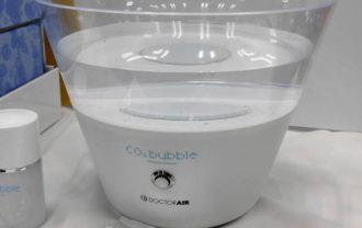 CO2バブルウォッシュボウル