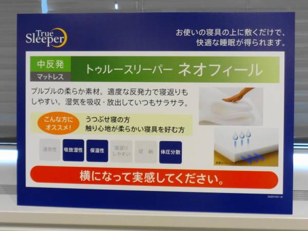 ショップジャパン トゥルースリーパー体験会