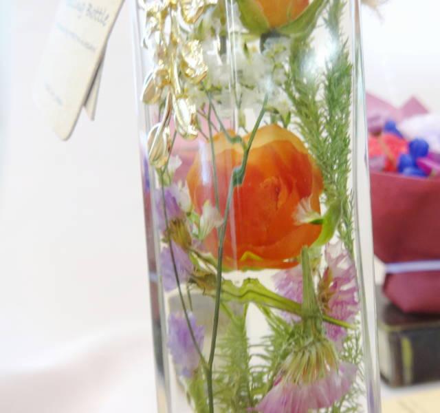 日比谷花壇敬老の日ヒーリングボトル